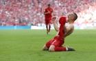 Bất ngờ! Ribery đã trở thành ông vua của Bundesliga
