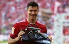 CHÍNH THỨC: Lewandowski có lần thứ 4 trở thành tay thiên xạ Bundesliga