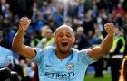 Kompany chọn ra những đồng đội hay nhất tại Man City