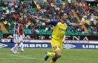 Sergio Pellissier chào tạm biệt Serie A bằng trận hòa không bàn thắng