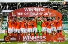 Sao Ajax tỏa sáng, đội trẻ Hà Lan bảo vệ thành công ngôi vương EURO