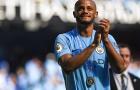 Thay thế Kompany, City quyết 'nẫng tay trên' mục tiêu 75 triệu bảng của Man Utd
