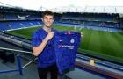 CHÍNH THỨC: Chelsea công bố bản hợp đồng Pulisic
