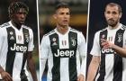 Juventus và 3 điểm sáng mùa giải 2018/2019: Ronaldo và tài năng trẻ 2k