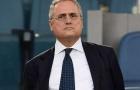 Chủ tịch Lazio lên tiếng 'dằn mặt' Juventus