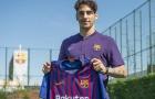 SỐC: Barca có thêm tân binh, kẻ có mức phí giải phóng 100 triệu euro