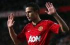 Sau 7 năm, Van Persie nói 1 câu với fan Arsenal về việc đến M.U
