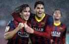 3 gợi ý 60 triệu cho Arsenal: 'Puyol 2.0, Iniesta mới và tiểu Neymar'