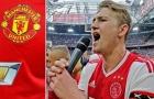 Điểm tin tối 24/05: M.U tung chiêu độc lấy De Ligt; Wenger sắp tái xuất