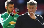 Những mục tiêu mà Man United có thể nhắm đến để thay thế cho David De Gea