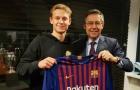 'Sếp lớn' Barca lên tiếng, 'siêu tiền vệ' lên đường đến Man Utd