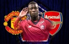 Ligue 1 hạ màn, Man Utd và Arsenal nên đến đó 'hàn' cánh phải!