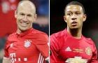 Robben, Depay và những cầu thủ giành giải Johan Cruyff đã thể hiện ra sao? (P1)
