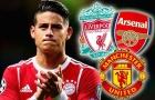 3 bến đỗ tiềm năng giúp siêu tiền vệ Real cất cánh lại sự nghiệp