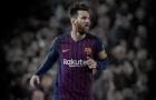 Khổ thân Messi! Chơi hay tuyệt đối vẫn bị đồng đội 'bón hành'