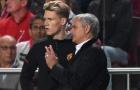 Đây, Mourinho chỉ ra 'báu vật' của ông ở Man Utd