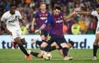 Mùa giải khủng khiếp của Lionel Messi