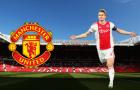 NÓNG! Sky Sports chính thức xác nhận vụ Man Utd - De Ligt