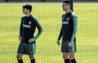 'Tôi chẳng nhớ Ronaldo nói gì, vì tâm trí chỉ nghĩ về việc ngồi cạnh anh ấy'