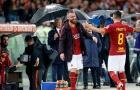 Đánh bại Parma, AS Roma vẫn không được hưởng niềm vui trọn vẹn