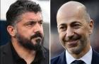 """Chia tay Gattuso, """"sếp lớn"""" AC Milan nói điều bất ngờ"""