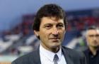 CHÍNH THỨC: Thêm một bộ não của AC Milan từ chức
