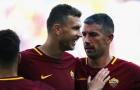 """Inter Milan muốn chiêu mộ bộ đôi """"lão tướng"""" của AS Roma"""