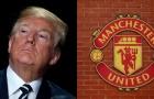 Tin được không? Donald Trump đã muốn mua đứt Man Utd
