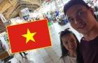 Thủ thành Filip Nguyễn về thăm Việt Nam, chuẩn bị gặp Mạc Hồng Quân