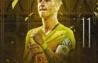 CHÍNH THỨC: Reus là cầu thủ xuất sắc nhất Bundesliga 2018-2019