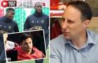 Chuyên gia phê phán MU: '3 cái tên đó không thể thi đấu bên cạnh nhau'