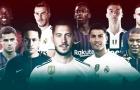 10 bản hợp đồng đắt giá nhất thế giới: Eden Hazard đứng ở đâu?