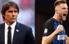 'Với Antonio Conte, Inter Milan sẽ cạnh tranh Scudetto mùa tới'