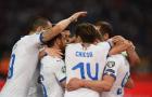 10 phút 'bật' chế độ hủy diệt, Azzurri khiến Hy Lạp đại bại