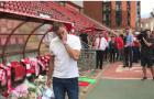 Cả nước Anh khóc thương cho HLV xấu số Justin Edinburgh