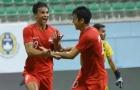 Merlion Cup 2019: Thái Lan lại gục ngã trước một đội Đông Nam Á khác