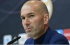 Zidane thanh trừng đội hình quy mô lớn, đẩy đi tận 13 cái tên