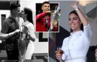 Ronaldo được tiếp thêm 'doping' đặc biệt trên khán đài chung kết UNL