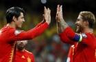 Sergio Ramos: 'Morata là một kẻ hạ sát'