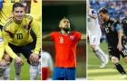Những ngôi sao chủ lực của 12 đội tuyển tham dự Copa America 2019