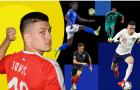 7 tài năng trẻ hứa hẹn 'khuấy đảo' U21 châu Âu: Bài test cho Jovic