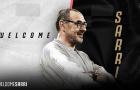 CHÍNH THỨC: Maurizio Sarri trở thành HLV trưởng Juventus