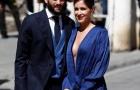 Vợ Nacho 'thả rông' trong lễ cưới Sergio Ramos