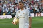 Hazard tiết lộ lý do then chốt nhất quyết định gia nhập Real Madrid