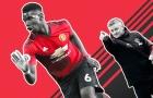 3 ứng viên 'đặc biệt' có thể thay thế Pogba tại Man Utd