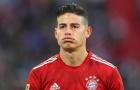 Real sẵn sàng để James Rodriguez đi với chỉ... 10 triệu euro