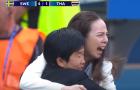 Thua thảm Thụy Điển, Thái Lan vẫn ăn mừng như vô địch vì điều này