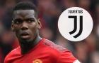 Bật Man Utd, Pogba công khai bến đỗ mới không ngờ