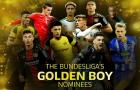 10 ứng cử viên 'Golden Boy' của Bundesliga: Sẽ có người đăng quang?