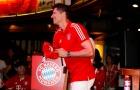 Hy sinh thời gian nghỉ, sao Bayern khiến CĐV châu Á phát cuồng